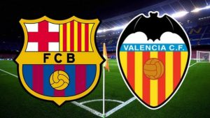 ศึกฟุตบอลลาลีก้า สเปน ฤดูกาล 2018-19 นัดที่ 4 บาร์เซโลน่า (8) VS บาเลนเซีย (10)
