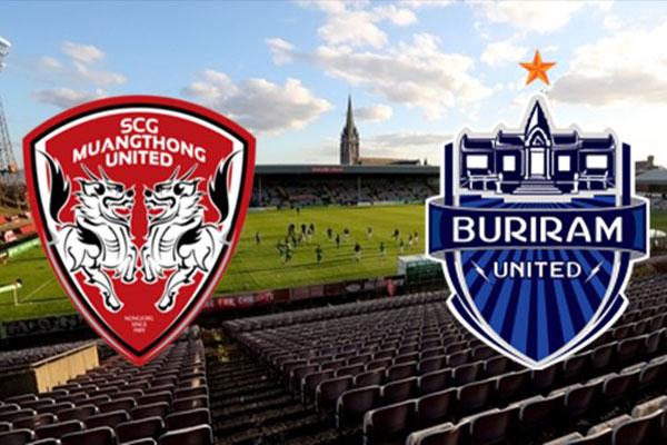 ศึกฟุตบอลไทยลีก-1-ฤดูกาล-2018-19-นัดที่-26-คู่ระหว่าง-เมืองทอง-(6)-VS--บุรีรัมย์-(1)