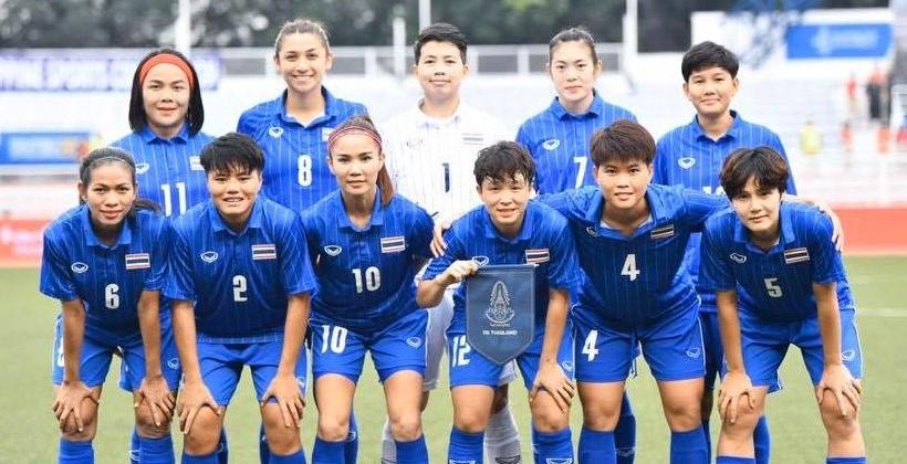 ทัพชบาแก้วโชว์ฟอร์มโหดถล่มถล่มอินโดนีเซีย 5-1 ในศึกซีเกมส์ 2019 เกาะติดข่าวกีฬา
