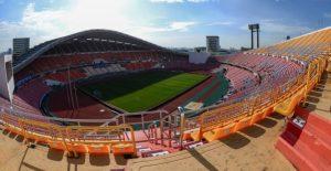 ส.บอลไทย ได้ออกมาเผยภาพความพร้อมของทั้ง 4 สนาม ก่อนที่จะเปิดศึกฟุตบอลรุ่นอายุไม่เกิน 23 ปี ชิงแชมป์เอเชีย เว็บไซต์กีฬา กีฬาทั่วไป เกาะติดข่าวกีฬา